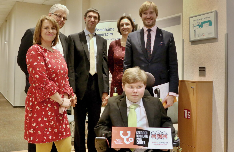 Нервно-мышечный центр первым в Европе получил аккредитацию PPMD