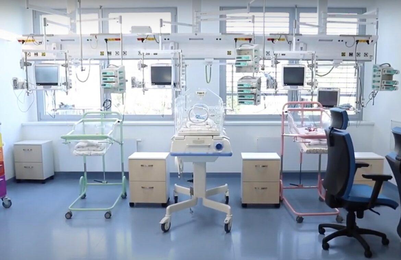 Новое неонатологическое отделение